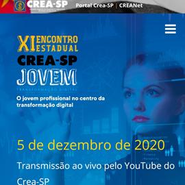 XI Encontro Estadual CREA-SP Jovem