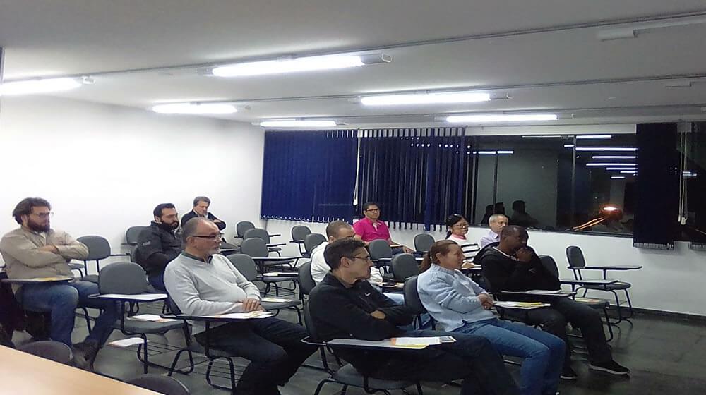 Cursos, Seminários, Workshops e Palestras